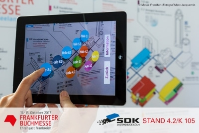 News: SDK Buchmesse Frankfurt 2017
