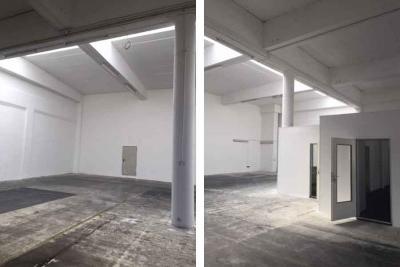 SDK Köln: Neue Halle - neue Parkplätze